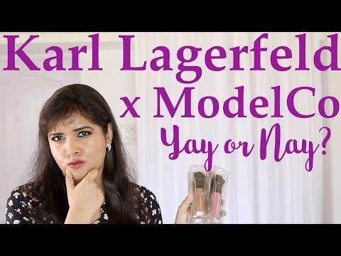 Are The Karl Lagerfeld X ModelCo Matte Liquid Lipsticks Worth Buying?