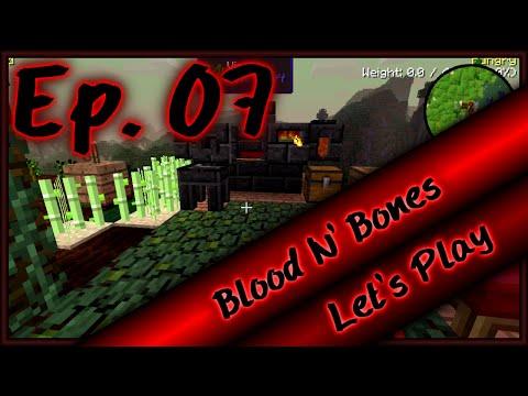 Blood N' Bones S1E07 - Coal, copper and aluminum.