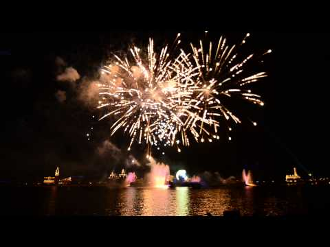 EpCOT Fireworks - IllumiNations: Reflections of Earth FULL VIDEO