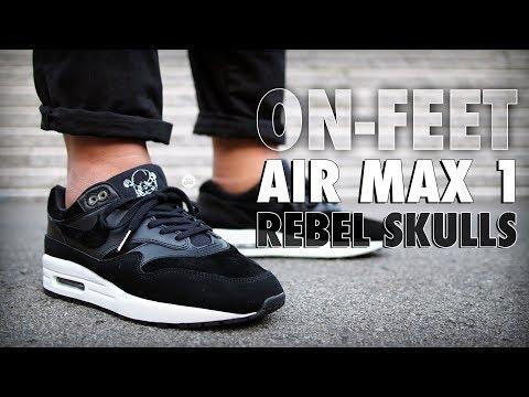 On feet] Air Max 1 Premium