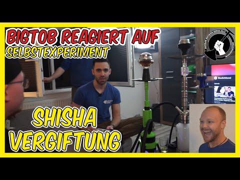 BigtoB reagiert auf - Wie gefährlich ist Shisha rauchen wirklich - Selbstexperiment from YouTube · Duration:  29 minutes 7 seconds