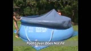видео Надувной бассейн: выбор, установка и ремонт надувных бассейнов