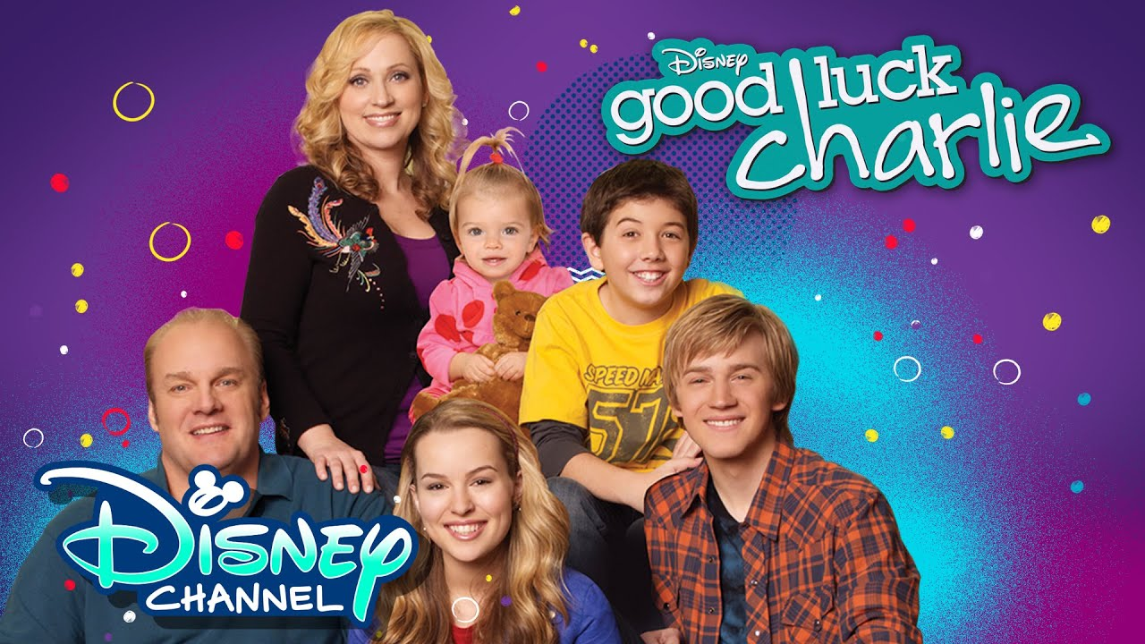 Download First and Last Scene of Good Luck Charlie | Throwback Thursday | Good Luck Charlie | Disney Channel