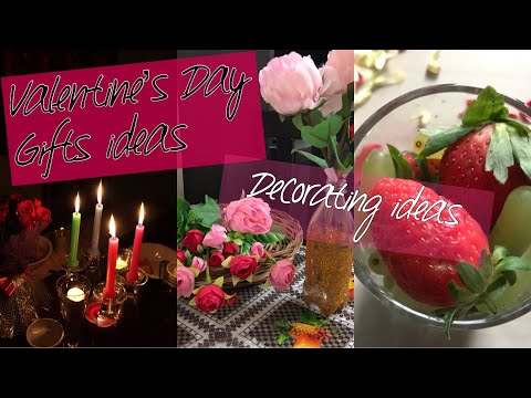 Valentine's Day Gifts Ideas|diy 🎁gifts|dinnertable Decor|chocolatechips Mug Cake Recipe