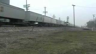 70 MPH Trains in Mazon IL