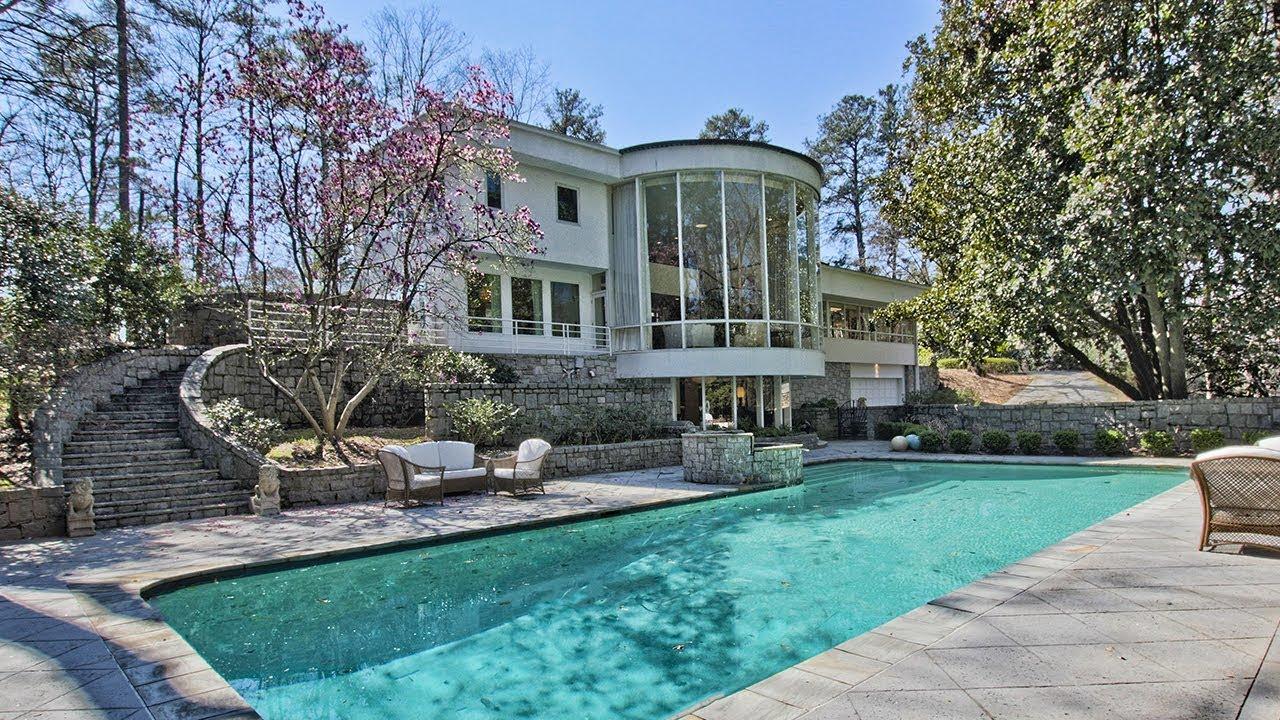 SOLD 4363 Paran Place NW, Atlanta | Debra Johnston | Berkshire Hathaway Luxury Collection