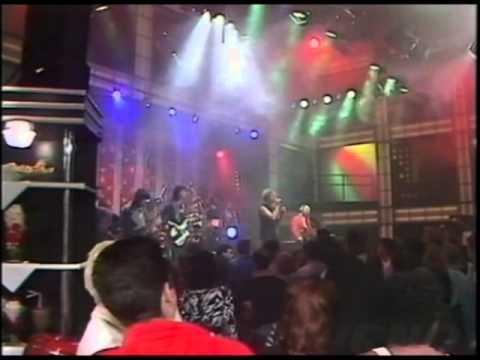 DURAN DURAN live at The Tube 1987