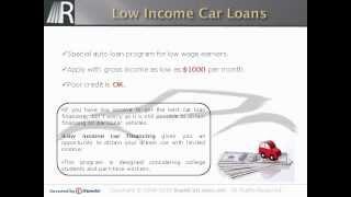 Bad Credit Car Loans Online at Low Rates in USA
