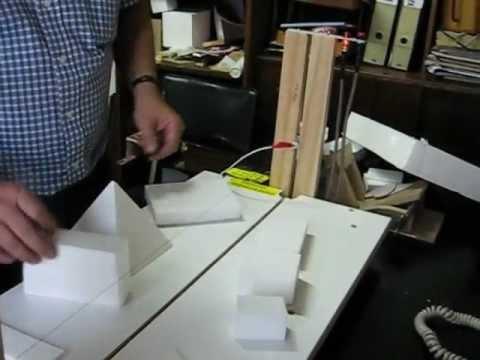 cortador poliestireno youtube
