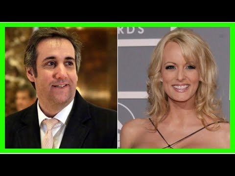 Trump lawyer claims up to $20M in damages against porn star