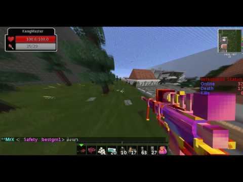 Зомби блок (Zumbi Blocks) играть онлайн