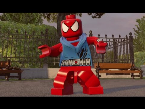 LEGO Marvel's Avengers: Marvel's Ant-Man Pack 2016 pc game Img-4