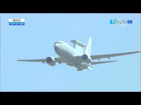 K Force TV - South Korea Armed Forces Day Parade 2017 : Full Air Force Assets & Miscellaneous [720p]