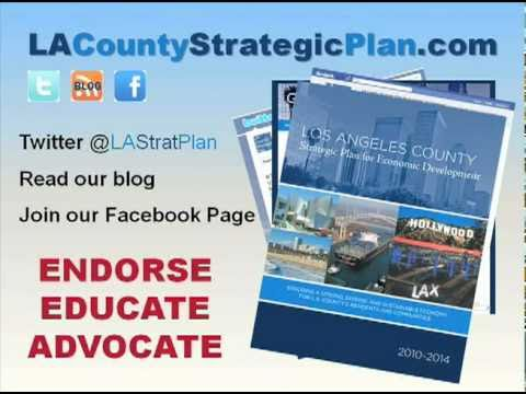 LA County Strategic Plan for Economic Development