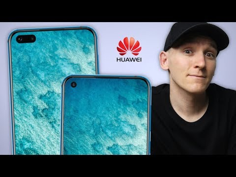 Huawei Nova 6 - FULL INFO BEFORE LAUNCH