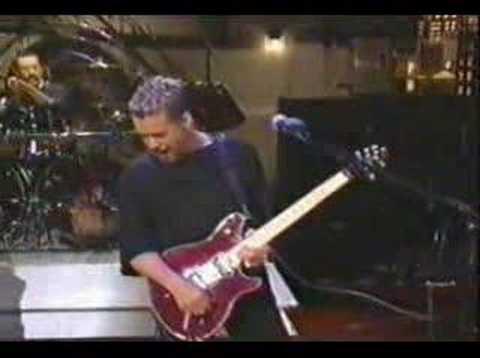 Van Halen - Not Enough - Letterman ' 95
