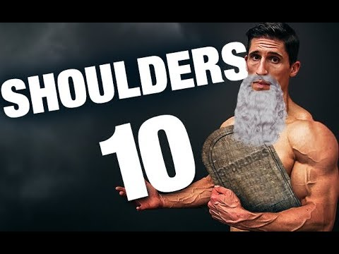 Shoulder Workout Cheat Fix This For Bigger Delts Now