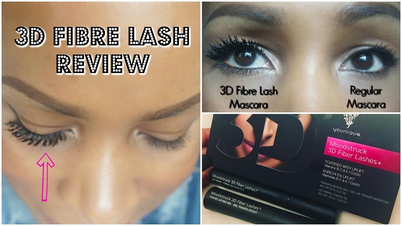 f2c4d8207a3 HOW TO GET YOUR OWN LASHES LONG WITH 3D FIBER LASH MASCARA | NEW FORMULATED
