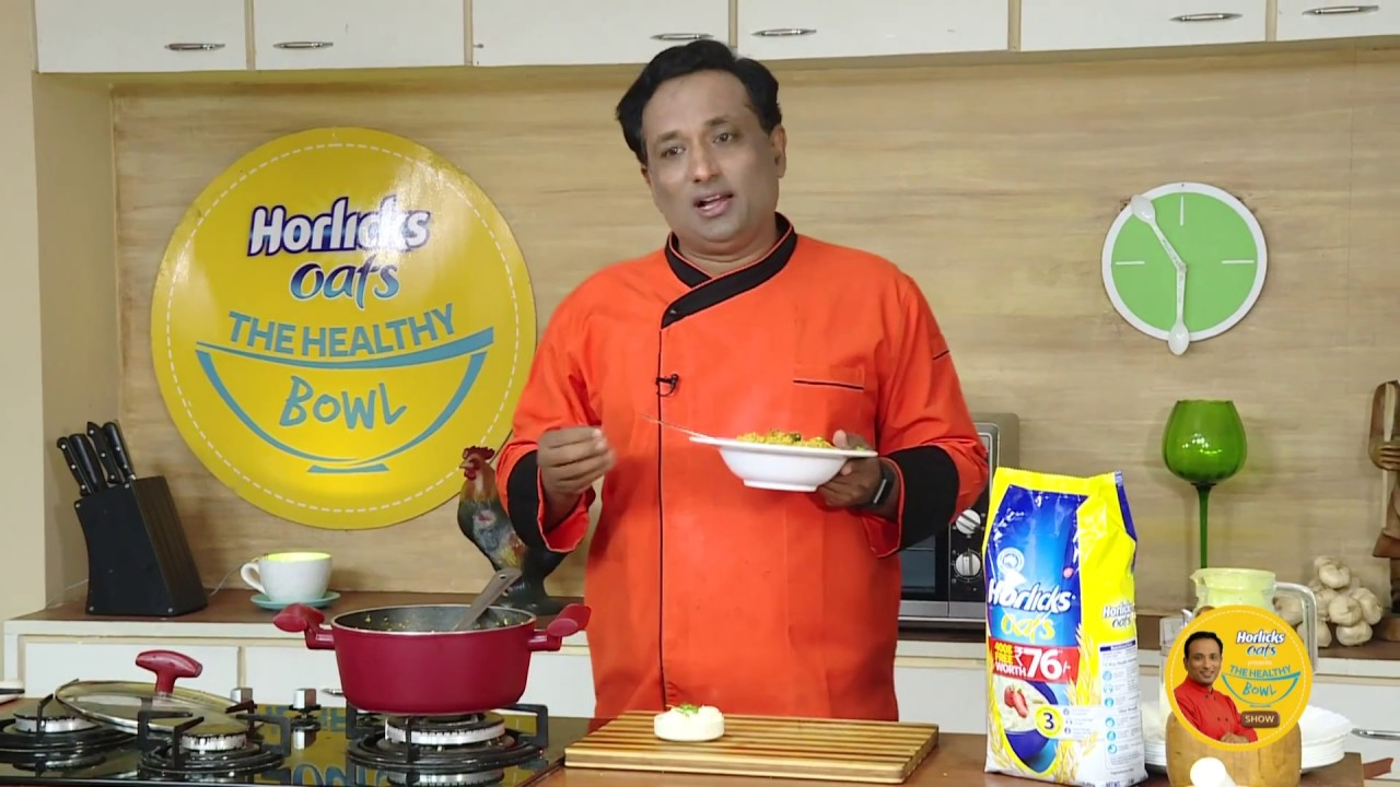 Horlicks Oats And Five Dal Bath