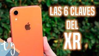 Las 6 CLAVES del iPhone XR