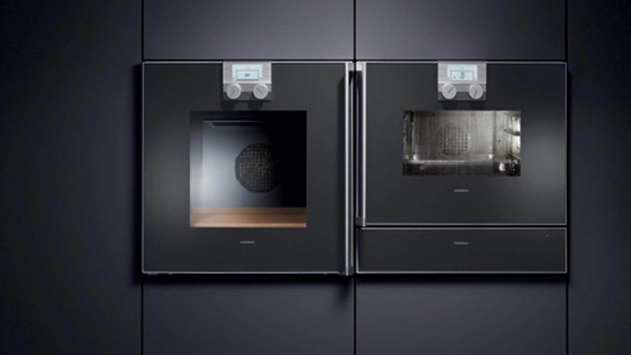 gaggenau 200 series ovens youtube. Black Bedroom Furniture Sets. Home Design Ideas