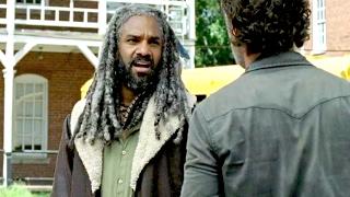 The Walking Dead Season 7 Episode 9  Rock in the Road | Commentary