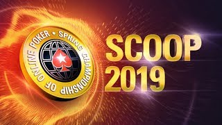 SCOOP 2019 | $25,000 NLHE Event 70-H High Roller: Final Table Replay