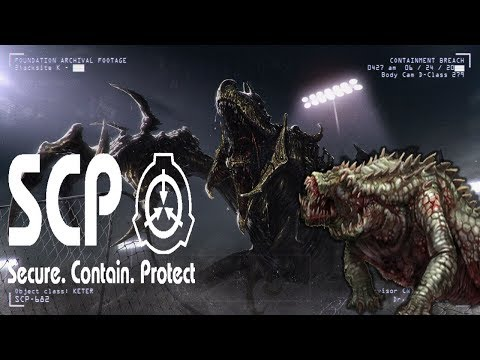 The TERRIFYING Power of SCP-682! (SCP Foundation)