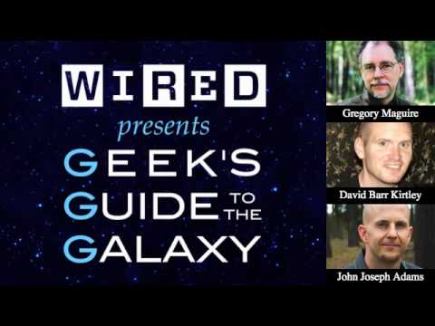 Gregory Maguire Interview - Geek's Guide to the Galaxy Podcast #80