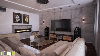 Дизайн-проект квартиры площадью 150 кв.м.  ВЫСОКИЙ ПОЛЕТ(В этом видео я представляю вам дизайн-проект квартиры площадью 150 кв.м. Проект называется - Высокий полет...., 2016-12-30T08:59:11.000Z)