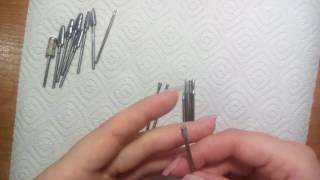 Как ускорить коррекцию.Быстрая коррекция ногтей.Как опилить и подготовить пластину.Обзор фрез