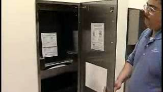 enMotion® Recessed Automated Touchless Towel Dispenser - Installation Overview Thumbnail