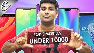 Best Smartphones for 10000 Rupees (2019 Start)