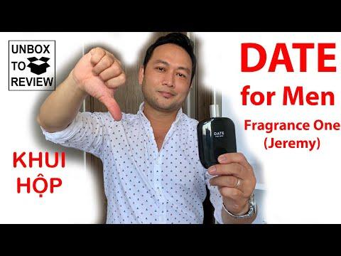 Khui hộp nước hoa DATE for Men - PhongCachNam.com - YouTube