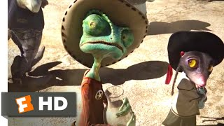 Rango (2011) - The Water Dance (5/10) | Movieclips