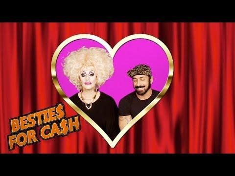 Jackie Beat & Mario Diaz - Be$tie$ for Ca$h