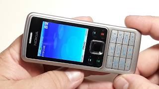Nokia 6300 Connecting People капсула времени из Германии. Оригинальный классический телефон
