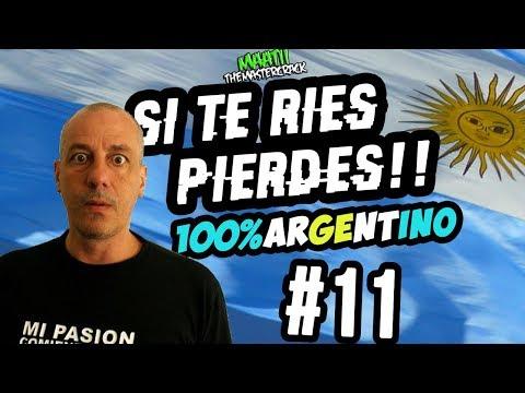 SI TE RIES PIERDES!! #11| Nivel ARGENTO Papa! 2018 | 100%ARGENTINO