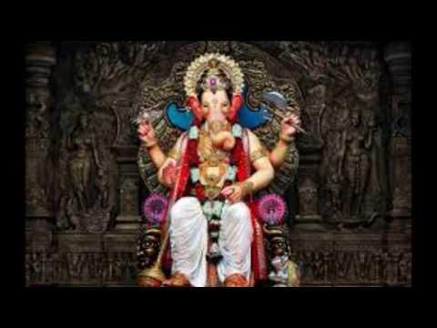 Ek Dantay Vakra Tunday.....by Shankar Mahadevan