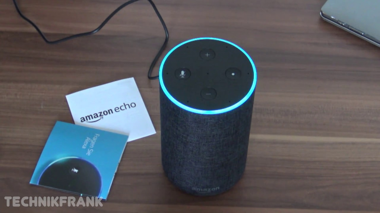 Amazon Echo (10. Gen) - einrichten