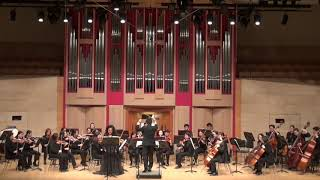 Shinuh Lee - 『Samson Agonistes』 for soprano, organ and chamber orchestra, He-Ion Seo Soprano