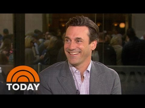 Jon Hamm Talks 'Keeping Up With The Joneses,' Long Friendship With Zach Galifianakis | TODAY