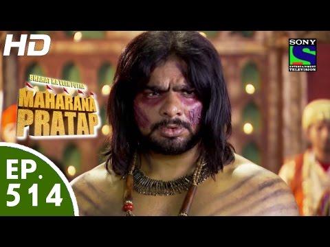 Download Bharat Ka Veer Putra Maharana Pratap - महाराणा प्रताप - Episode 514 - 28th October, 2015