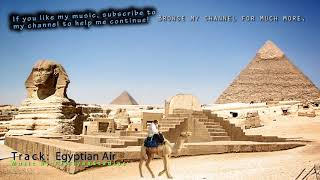 Egyptian / Arabic Middle Eastern Music - Background Ethnic BGM Song / Instrumental Track Score