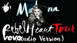 Madonna - Wash all over me / Rain (Rebel Heart Tour) [Studio Version]