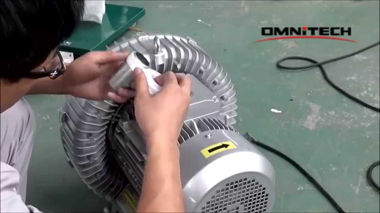 hight resolution of omni vacuum pump installation