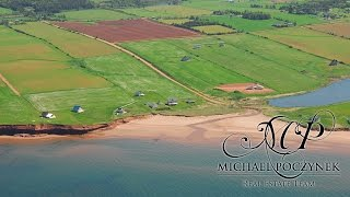 Oceanfront/Waterfront properties for sale in Prince Edward Island Canada Seaview Building lots PEI