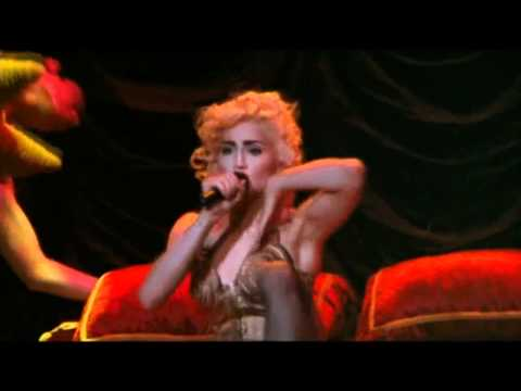 Madonna  Like a Virgin In Bed With Madonna HD