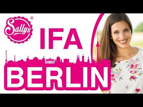 Besuche mich in Berlin! Ticketverlosung zur IFA