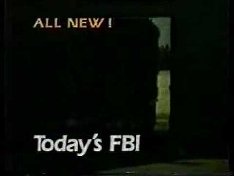 """Code Red"" and ""Today's F.B.I."" (1981) - PROMO 1"